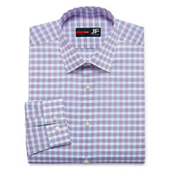 J.Ferrar Stretch Slim Fit Long Sleeve Dress Shirt