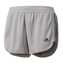 Adidas 3 Stripes Workout Shorts