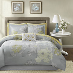 Madison Park Essentials Morrisson Complete Bedding Set with Sheets