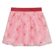 Disney Beauty and the Beast A-Line Skirt - Big Kid Girls