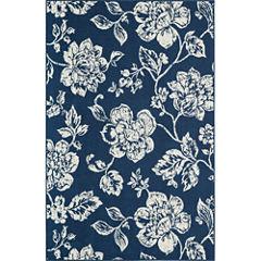 Momeni Baja Floral Rectangle Rugs