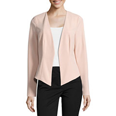 Worthington Long-Sleeve Blazer