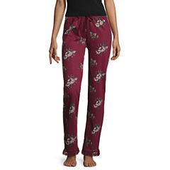 Wallflower Knit Pajama Pants-Juniors
