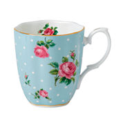Royal Albert Polka Coffee Mug