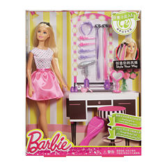 Barbie Barbie Toy Playset