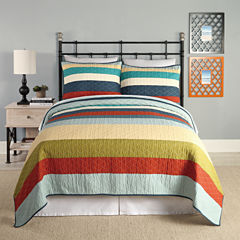 1977 Dry Goods Horizon 3-pc Quilt Set