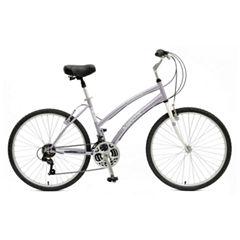 Mantis Premier 726L 21-Speed Women's Comfort Bicycle