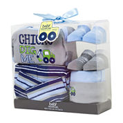 5-pc. Chicks Dig Me Apparel Set - Baby Boys newborn-6m