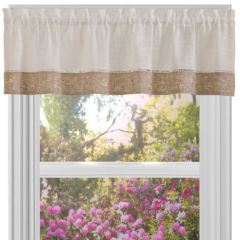 blackout valances curtains & drapes for window - jcpenney