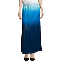 Stylus™ Dip-Dyed Maxi Skirt