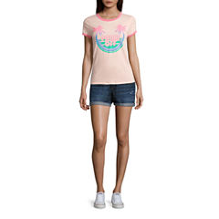 Arizona Graphic T-Shirt or Arizona Denim Shorts