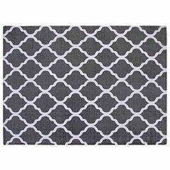 Chesapeake Merchandising Printed Cotton Rectangular Rugs