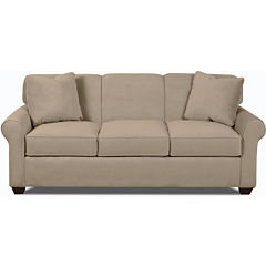 Sleeper Possibilities Roll-Arm Queen Sofa