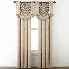 Royal Velvet® Giovanna Rod-Pocket/Back-Tab Window Treatments