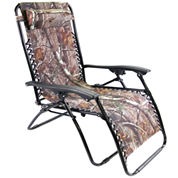 Camo Extra-Large Outdoor Gravity Chair