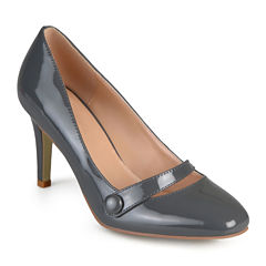 Journee Collection Devi Patent Pumps