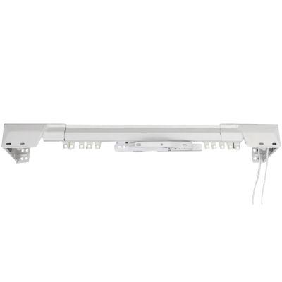 rod desyne heavyduty center open traverse adjustable curtain rod