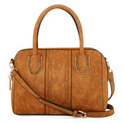 Louis Cardy Double Handle Satchel
