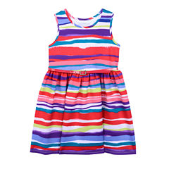 Marmellata Sleeveless Skater Dress - Preschool Girls