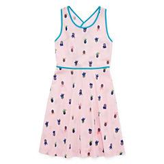 City Streets Sleeveless Skater Dress - Girls' 4-16