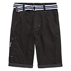 U.S. Polo Assn. Pull-On Shorts Big Kid Boys