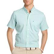 IZOD Button-Front Shirt-Big & Tall