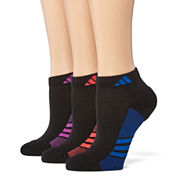 Adidas 3pk Climacool Superlite Low Cut Socks
