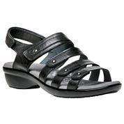 Propet Aurora Womens Wedge Sandals