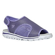 Propet Travelactiv Womens Flat Sandals