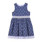 Marmellata Sleeveless A-Line Dress - Preschool