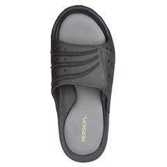 Xersion Memory Foam Slide Sandal