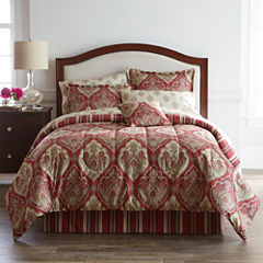 Home Expressions™ Chandler Damask Complete Bedding Set with Sheets