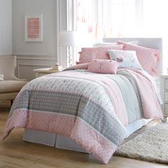 Frank and Lulu Heartwood Forest Comforter Set