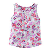 OshKosh B'gosh® Cotton Tank Top - Preschool Girls 4-6x