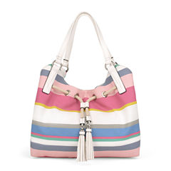 Liz Claiborne Leanne 4-Poster Shoulder Bag