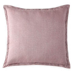 Liz Claiborne Blush Floral  Euro Pillow