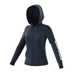 Adidas Long Sleeve Woven Hoodie