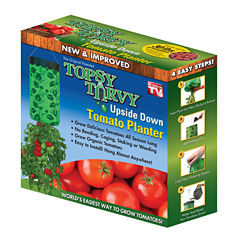 As Seen On TV Topsy Turvy Upside Down Tomato Planter