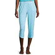Cool Girl Capri Cropped Pajama Pants