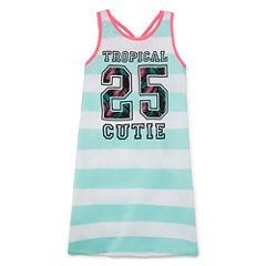 Girls Tropical Cutie Cover-Up Big Kid
