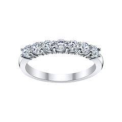 DiamonArt® Cubic Zirconia Oval Band Ring