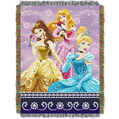Disney Princess Sparkle Dream Tapestry Throw