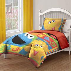 Sesame Street Twin Comforter