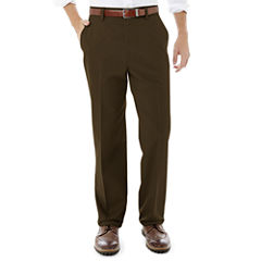 St. John's Bay® Worry Free Classic-Fit Flat-Front Pants