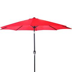 9' Round Steel Umbrella