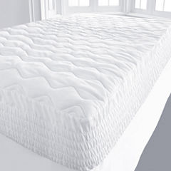 Royal Velvet® Washable Memory Foam Mattress Pad