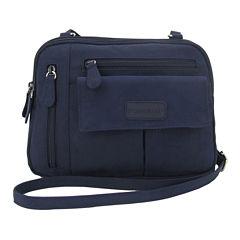 St. John's Bay® Zippy Mini Crossbody Bag