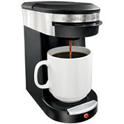 Hamilton Beach® Single-Cup Coffee Maker