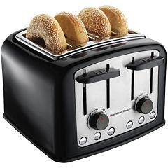Hamilton Beach® SmartToast 4-Slice Cool Touch Toaster
