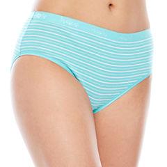 Underscore® Cotton Rib Hipster Panties